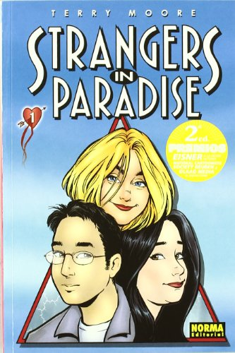 Strangers in Paradise 1 (Spanish Edition)