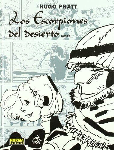 9788498142570: LOS ESCORPIONES DEL DESIERTO 03: BRISE DE MER (HUGO PRATT)