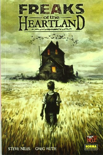9788498143805: FREAKS OF THE HEARTLAND (MADE IN HELL)