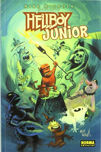 Hellboy 8: Hellboy Junior (Spanish Edition) (849814390X) by Mike Mignola