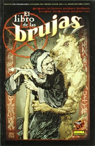 9788498143911: EL LIBRO DE LAS BRUJAS (MADE IN HELL)