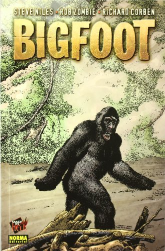 9788498143980: BIGFOOT (MADE IN HELL)