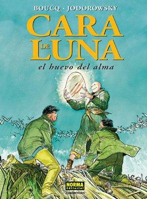 9788498144437: Cara de luna 5 El huevo del alma/ Moon Face 5 The egg of the soul (Spanish Edition)