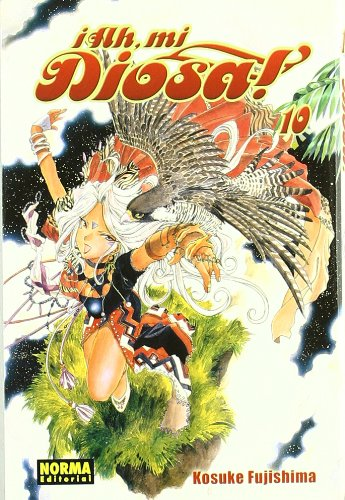 AH, MI DIOSA! 10 + COFRE: KOSUKE FUJISHIMA FERRER