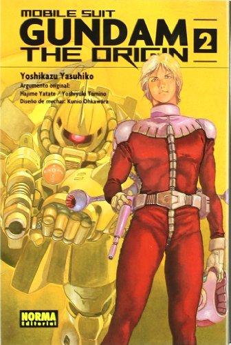 9788498144581: Gundam 2, The origin
