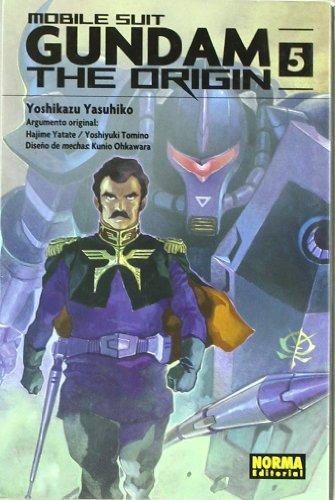 9788498144611: Gundam 5, The origin