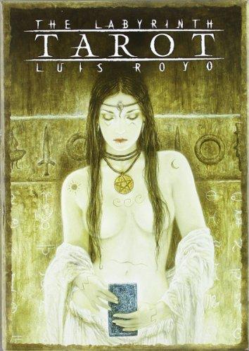 BARAJA THE LABYRINTH TAROT: ROYO LUIS