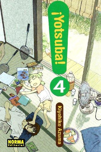 9788498145519: Yotsuba! 4 (Spanish Edition)