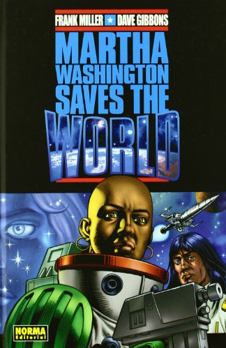 9788498146967: Martha Washington Saves The World