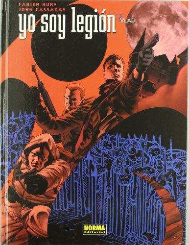 Yo Soy Legion, 2 - Nury, Fabien