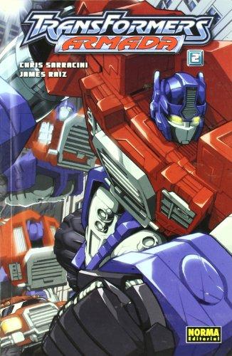 9788498147414: Transformers Armada 2