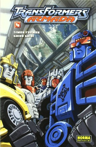 9788498147438: Transformers Armada 4 (Spanish Edition)