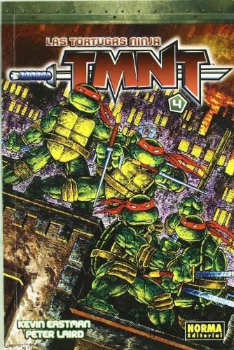 9788498147483: Las tortugas ninja TMNT 4/ Teenage Mutant Ninja Turtles 4 (Spanish Edition)