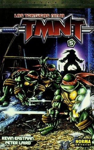 9788498147490: Las tortugas ninja TMNT 5/ Teenage Mutant Ninja Turtles 5