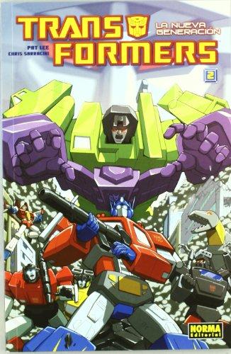 9788498147650: Transformers La nueva generacion 2 / Transformers The New Generation 2 (Spanish Edition)