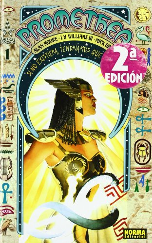 9788498148374: PROMETHEA 1 (ABC Comics)