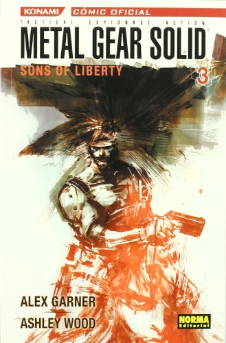 9788498148398: METAL GEAR SOLID 3: SONS OF LIBERTY (CÓMIC USA)