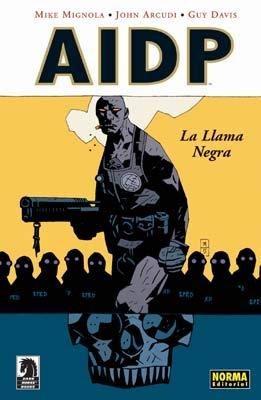 9788498148480: Aidp. La Llama Negra