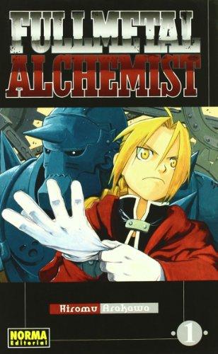 FULLMETAL ALCHEMIST 01 - Hiromu Arakawa