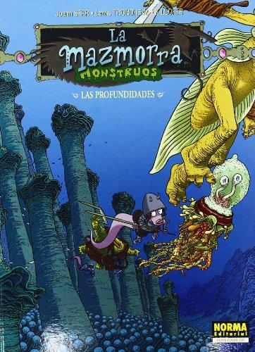 9788498149197: LA MAZMORRA MONSTRUOS 09. LAS PROFUNDIDADES (EXTRA COLOR)