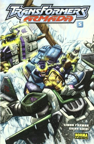 9788498149609: Transformers Armada 5 (Spanish Edition)