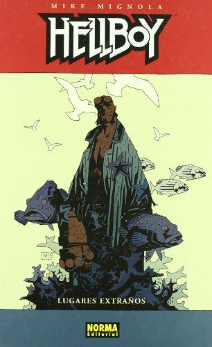9788498149746: HELLBOY 09: LUGARES EXTRAÑOS (Ed. Cartoné) (MIKE MIGNOLA)