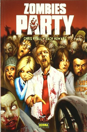 9788498149807: Zombies Party (Spanish Edition)