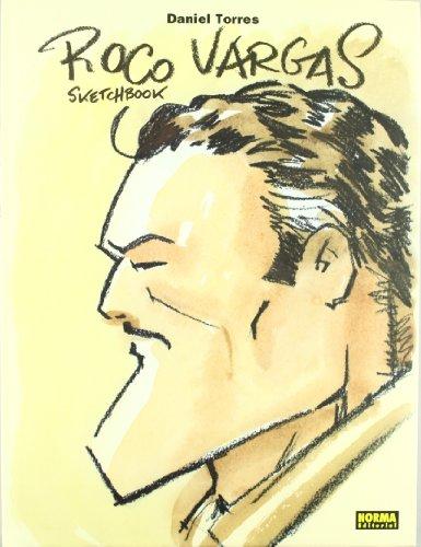 9788498149821: ROCO VARGAS SKETCHBOOK (DANIEL TORRES)