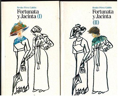 9788498150711: FORTUNATA Y JACINTA. DOS TOMOS