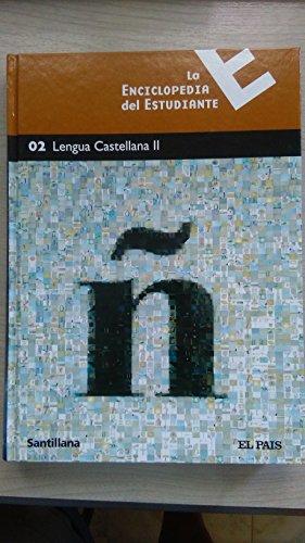9788498151855: Lengua Castellana II