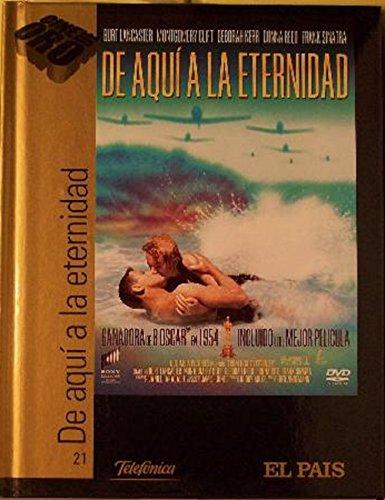 9788498154115: DE AQUI A LA ETERNIDAD DVD-LIBRO