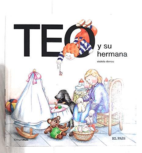 9788498154177: Teo y su hermana