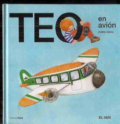9788498158267: Teo en avión