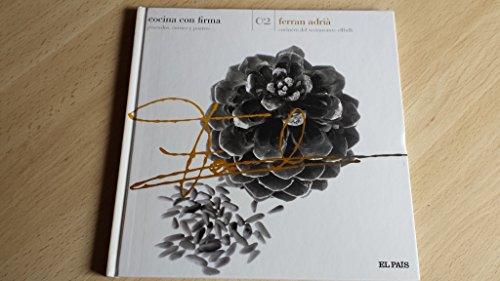 9788498158557: Ferran Adrià, cocinero del restaurante elBulli: Pescados, carnes y postres