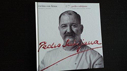 9788498158601: Cocina con Firma. Tomo 07. Pedro Subijana 1