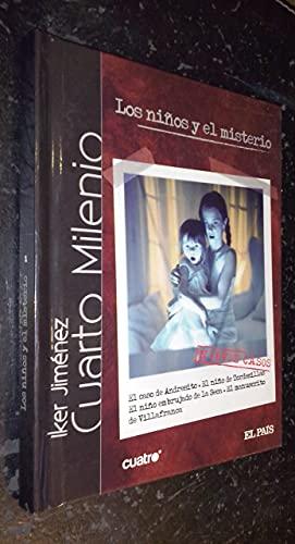 Cuarto Milenio.Los Niños y El Misterio de Iker Jiménez: El País ...