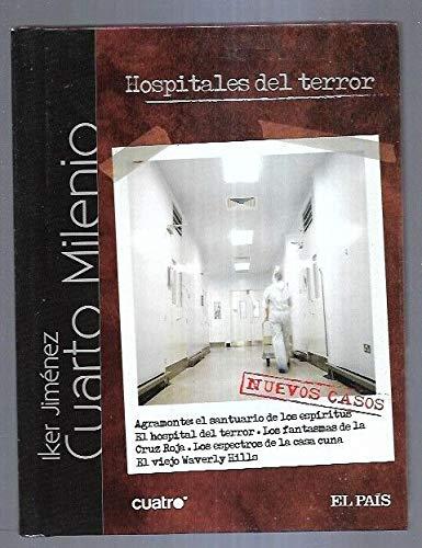 9788498158946: Cuarto Milenio. Hospitales del terror (contiene DVD)