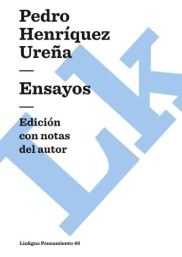 9788498168648: Ensayos (Pensamiento) (Spanish Edition)