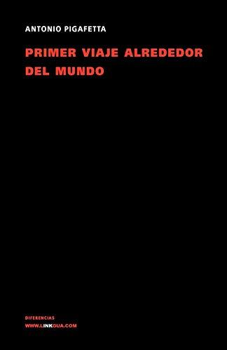 9788498168778: Primer viaje alrededor del mundo (Memoria-Viajes) (Spanish Edition)
