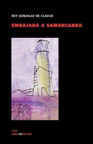 9788498169614: Embajada a Samarcanda (Memoria-Viajes)