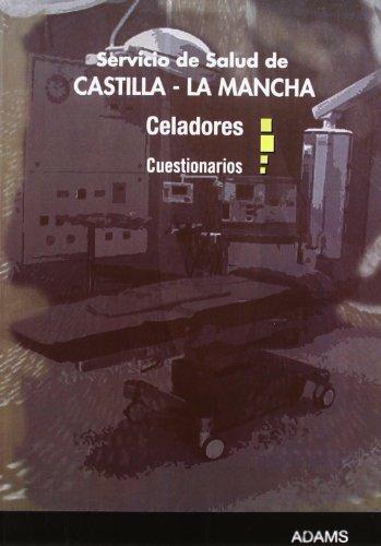 9788498189803: SESCAM- CELADORES -CUESTIONARIOS