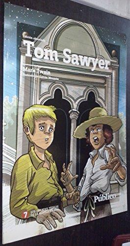 9788498209990: Tom Sawyer. Los grandes titulos de la novela juvenil 7