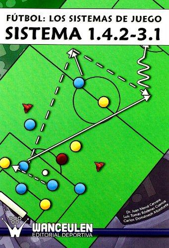 9788498232271: Futbol Sistema 1.4.2-3.1.