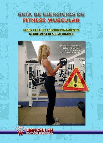 9788498237504: Guía de Ejercicios de Fitness Muscular (Spanish Edition)