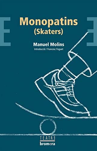 9788498240498: Monopatins -skaters-