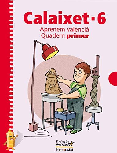 9788498242980: (VAL).(08).QUAD.CALAIXET 1-6E.PRIMARIA