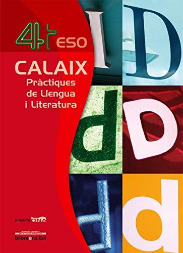 9788498243376: (VAL).(13).CALAIX ONA 4T ESO*PRACTIQUES LLENGUA LITERATURA*