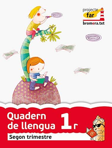 9788498249842: Quadern de llengua. 2 trimestre. 1 Primària