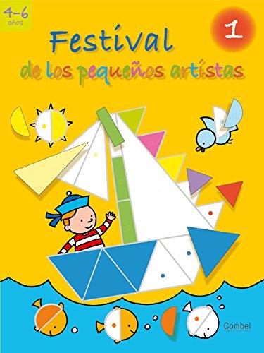 9788498251425: Festival de los pequeños artistas 1 (Adhesivos)