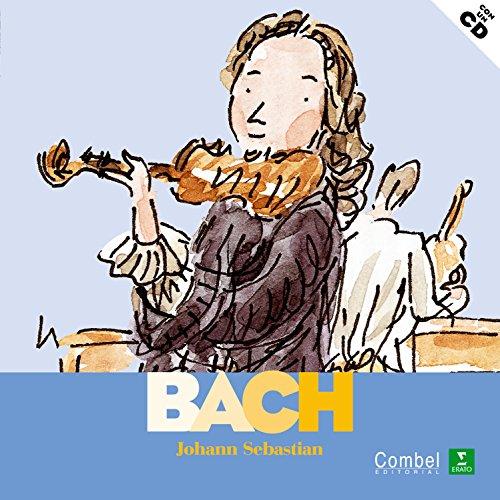 9788498251623: Johann Sebastian Bach (Descubrimos a los músicos)